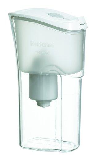 ポット型ミネラル浄水器白1.2lタイプ TK-PA10-W画像