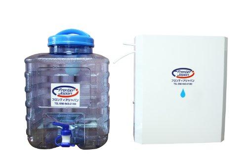 水道直結型Eco(エコ)据え置き浄水器画像