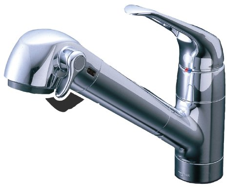 INAX浄水器内蔵シングルレバー混合水栓 RJF-301 RJF-301イメージ