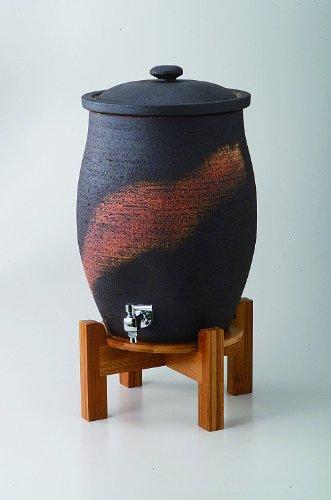 セラミック浄水器 手描ぶどう 百年のしずく(3リットル)画像