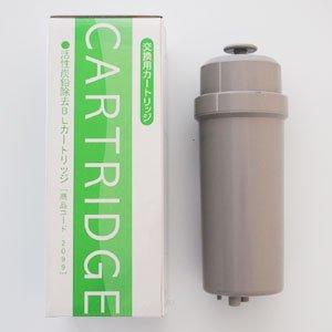 日本トリム 鉛除去タイプ 浄水カートリッジ画像