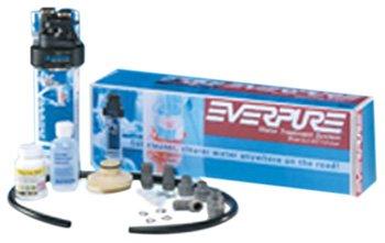 エバーピュア 家庭用浄水器 カウンタートップ カートリッジ 2-ADC EV959206イメージ