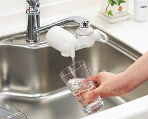 おいしい水プラス -イメージ