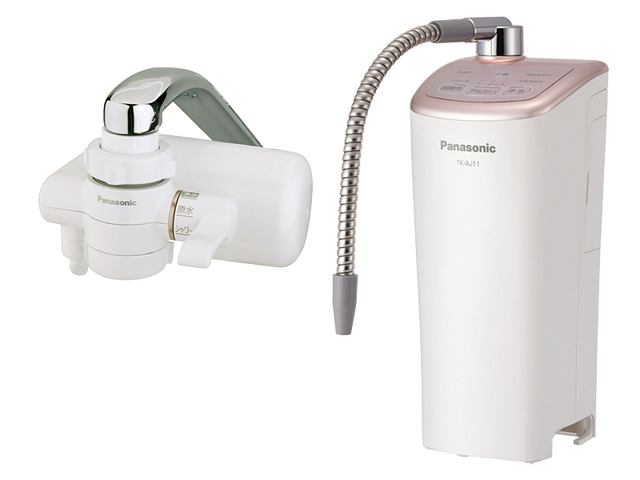 Panasonic アルカリイオン整水器 TK-AJ11-PN TK-AJ11-PNイメージ